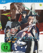 Sword Art Online - Vol.2/4 [Blu-ray]