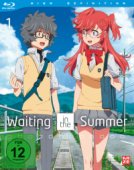 Waiting in the Summer - Vol.1/2: Mediabook-Edition [Blu-ray]
