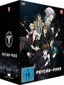 Psycho-Pass - Vol.1/4: Limited Edition + Sammelschuber