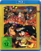 One Piece Z [Blu-ray] - Limited Edition + Fanbook