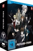 Psycho-Pass - Vol.1/4 [Blu-ray] - Limited Edition + Sammelschuber