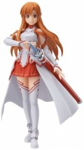 Sword Art Online - Actionfigur: Asuna