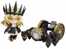 Black Rock Shooter - Actionfiguren: Chariot, Mary (Nendoroid)