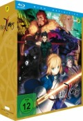 Fate/Zero - Vol.1/4: Limited Edition [Blu-ray] + Sammelschuber