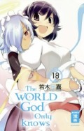 The World God Only Knows - Bd.18
