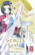 The World God Only Knows - Bd.16