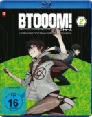 Btooom! - Vol.2/4 [Blu-ray]