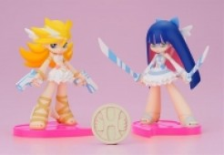 Panty & Stocking with Garterbelt - Figuren: Panty & Stocking