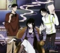 xxxHolic TV - Sound File