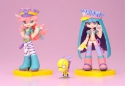 Panty & Stocking with Garterbelt - Figuren: Panty, Stocking, Chuck