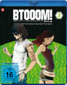 Btooom! - Vol.3/4 [Blu-ray]