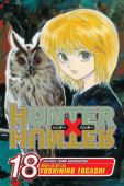 Hunter X Hunter - Vol.18
