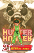 Hunter X Hunter - Vol. 21