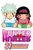 Hunter X Hunter - Vol. 31