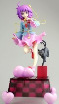 Gensou Mangekyou: The Memories of Phantasm - Figur: Satori Komeiji