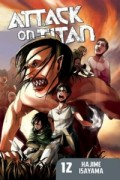 Attack on Titan - Vol.12