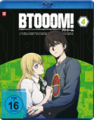 Btooom! - Vol.4/4 [Blu-ray]