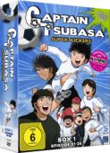 Super Kickers 2006: Captain Tsubasa - Box 1/2 (Rerelease)