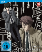 Psycho-Pass - Vol.2/4 [Blu-ray]