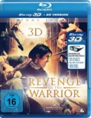 Revenge of the Warrior [Blu-ray 3D]