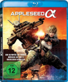 Appleseed: Alpha [Blu-ray]