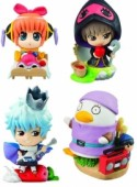 Gintama - Figurenset (Chibi)
