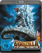Godzilla: Final Wars [Blu-ray]