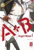 A+B: Angel+Blood - Bd.01