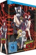 Highschool DxD - Vol.1/4: Limited Edition [Blu-ray] + Sammelschuber