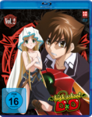 Highschool DxD - Vol.2/4 [Blu-ray]
