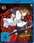Highschool DxD - Vol.3/4 [Blu-ray]