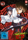 Highschool DxD - Vol.3/4