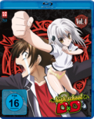 Highschool DxD - Vol.4/4 [Blu-ray]