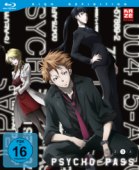 Psycho-Pass - Vol.3/4 [Blu-ray]