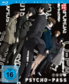 Psycho-Pass - Vol.4/4 [Blu-ray]