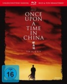 Once Upon a Time in China Trilogy [Blu-ray]