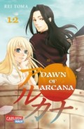 Dawn of the Arcana - Bd.12