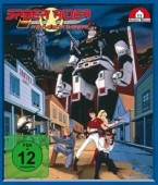 Saber Rider and the Star Sheriffs - Box 1/2 [Blu-ray]