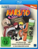 Naruto: Staffel 3 [Blu-ray]