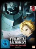Fullmetal Alchemist: Brotherhood - Vol.2/8: Digipack