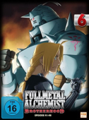 Fullmetal Alchemist: Brotherhood - Vol.6/8: Digipack