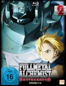 Fullmetal Alchemist: Brotherhood - Vol.2/8: Digipack [Blu-ray]