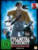 Fullmetal Alchemist: Brotherhood - Vol.5/8: Digipack [Blu-ray]