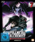 Fullmetal Alchemist: Brotherhood - Vol.7/8: Digipack [Blu-ray]