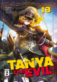 Tanya the Evil - Bd. 13: Kindle Edition