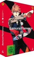 Samurai Flamenco - Vol.1/4