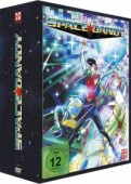 Space Dandy - Vol.1/4: Limited Edition + Sammelschuber