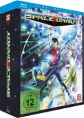 Space Dandy - Vol.1/4: Limited Edition [Blu-ray] + Sammelschuber