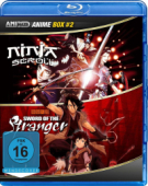 Sword of the Stranger/Ninja Scroll - Anime Box [Blu-ray]