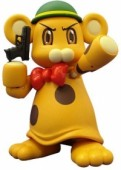 Full Metal Panic! - Actionfigur: Bonta-kun
